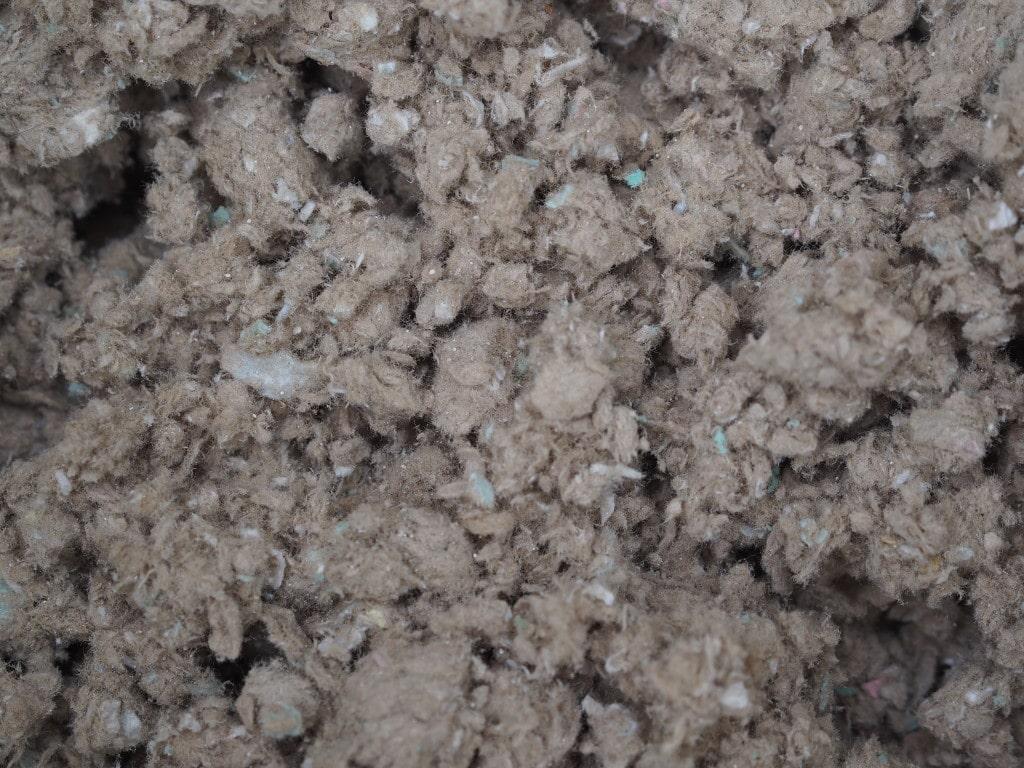 JSH Papiercellulose als antistuifmiddel en afdekking van voorbelasting en zanddepots ook te koop als Grassfix en Stesam.