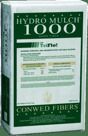 Conwed Fibers Hydroseeding HydroMulch 1000