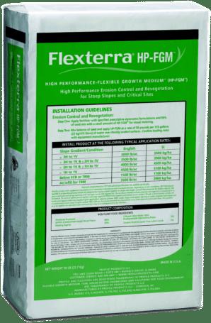Flexterra HP-FGM hydroseeding mulch